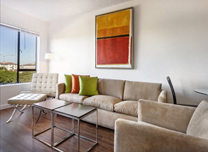 Studios and 1 Bedroom for Rent: Marina Cove Apartments
