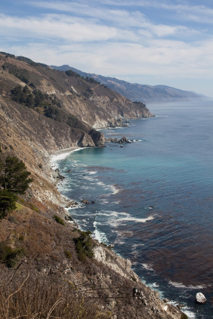 The Big Sur Coastline is a relaxing day trip away. Photo by Martin Totland