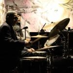 jazz player at Mr. Tipple's