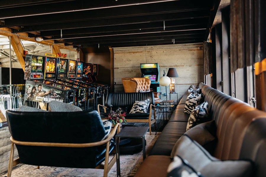coin op gameroom